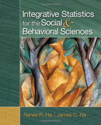Integrative Statistics for the Social and Behavioral Sciences   2012 edition cover