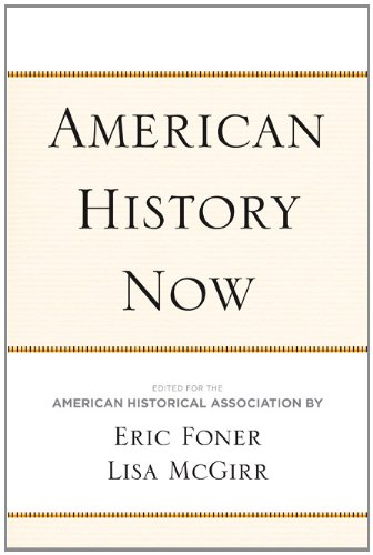 American History Now  3rd 2011 edition cover