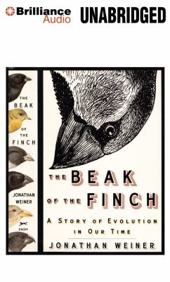 The Beak of the Finch: A Story of Evolution in Our Time  2012 edition cover