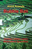 Bubble Bali Spiritual Inflation Within Multicultural Syncretism N/A 9781492299448 Front Cover