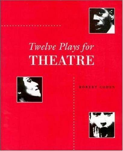 Twelve Plays for Theatre  1994 edition cover