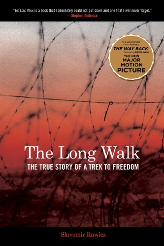 Long Walk The True Story of a Trek to Freedom  2006 edition cover