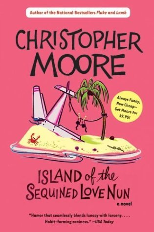 Island of the Sequined Love Nun  N/A edition cover
