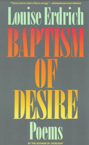 Baptism of Desire Poems Reprint edition cover