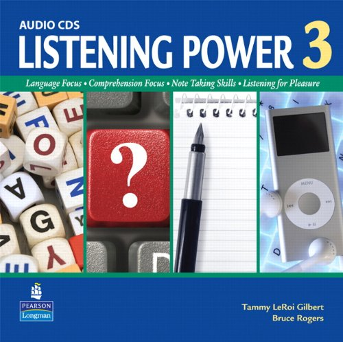 Listening Power   2011 edition cover
