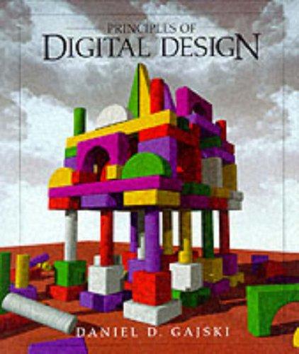 Principles of Digital Design  1st 1997 edition cover