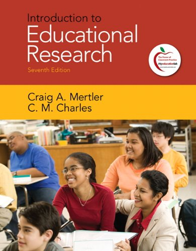 Introduction to Educational Research  7th 2011 edition cover
