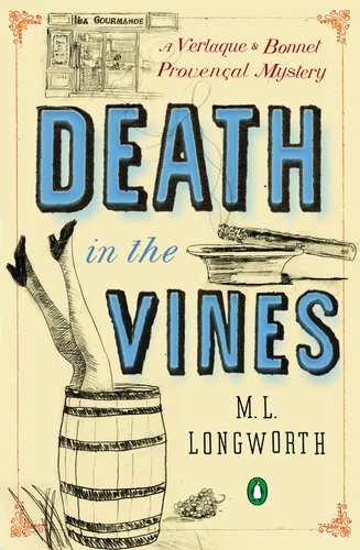 Death in the Vines  3rd edition cover