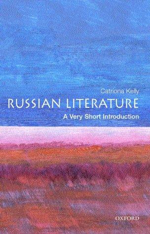 Russian Literature   2001 edition cover