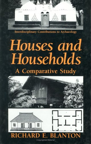 Houses and Households A Comparative Study  1994 9780306444449 Front Cover