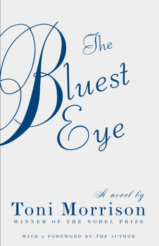 Bluest Eye   2007 9780307278449 Front Cover