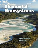 Elemental Geosystems Plus MasteringGeography with EText -- Access Card Package  8th 2016 edition cover