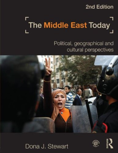 Middle East Today Political, Geographical and Cultural Perspectives 2nd 2013 (Revised) edition cover