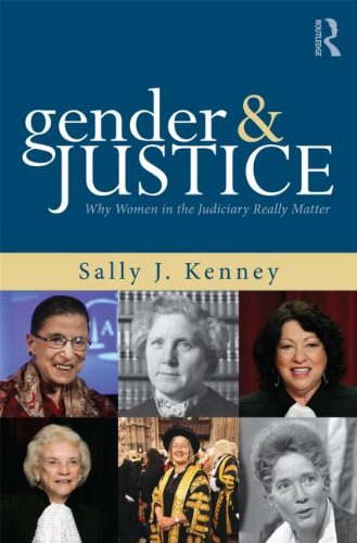 Gender and Justice Why Women in the Judiciary Really Matter  2013 edition cover