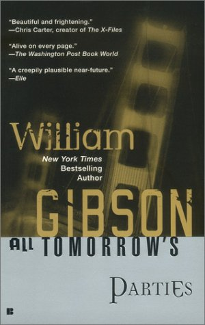 All Tomorrow's Parties   1999 edition cover