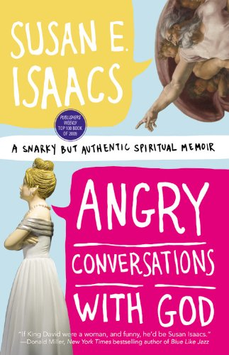 Angry Conversations with God   2011 edition cover