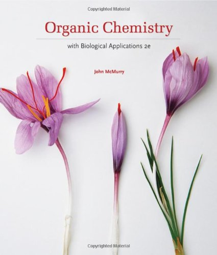Organic Chemistry With Biological Applications 2nd 2011 edition cover