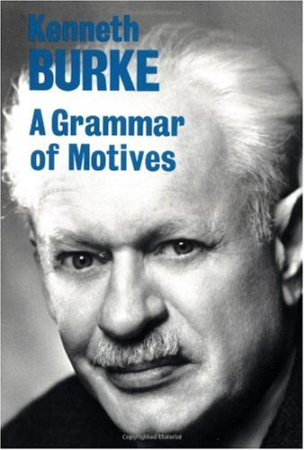 Grammar of Motives   1969 (Reprint) edition cover