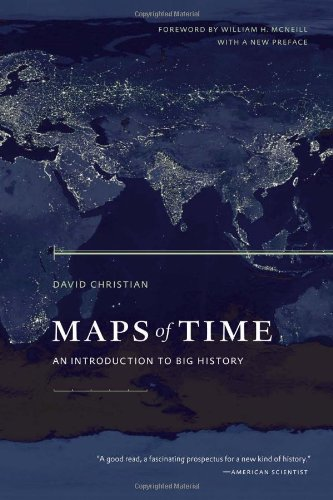 Maps of Time An Introduction to Big History 2nd 2011 edition cover