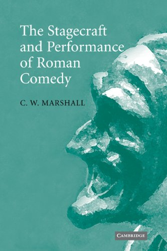 Stagecraft and Performance of Roman Comedy   2009 edition cover