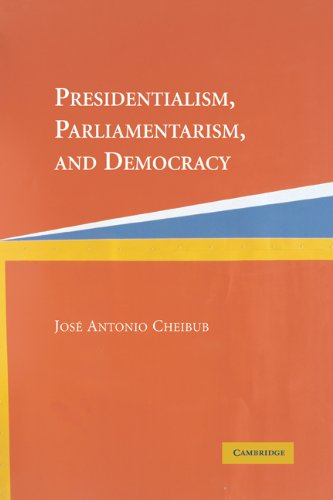 Presidentialism, Parliamentarism, and Democracy   2007 edition cover