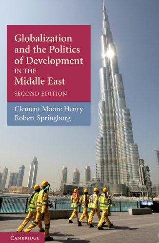 Globalization and the Politics of Development in the Middle East  2nd 2010 edition cover