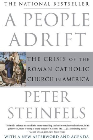People Adrift The Crisis of the Roman Catholic Church in America  2004 edition cover