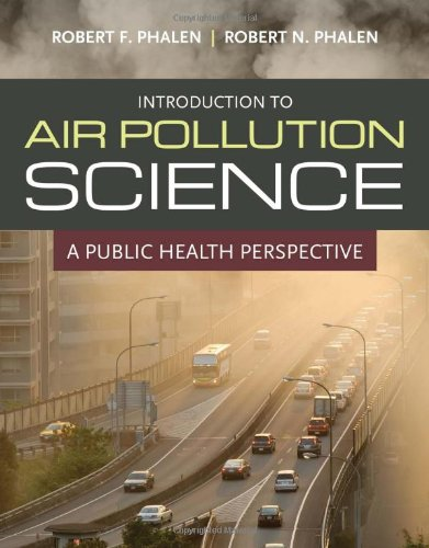 Introduction to Air Pollution Science   2013 (Revised) edition cover