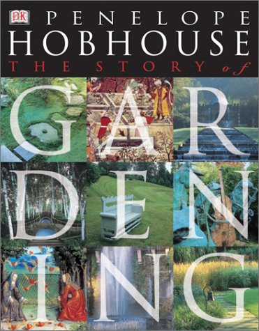 Story of Gardening   2002 edition cover