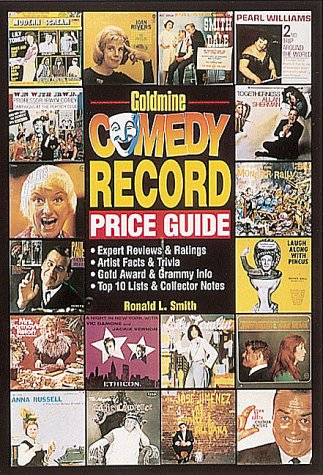 Goldmine Comedy Record Price Guide  N/A 9780873414449 Front Cover