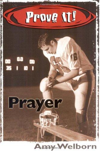 Prove It! Prayer  2002 edition cover