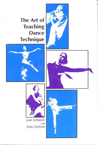 Art of Teaching Dance Technique   1993 edition cover