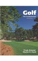 Golf The Fundamentals 3rd 2003 edition cover