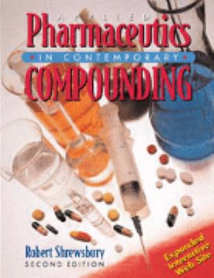 Applied Pharmaceutics in Contemporary Compounding  2nd 2008 edition cover