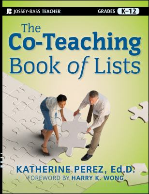 Co-Teaching Book of Lists   2012 9781118017449 Front Cover