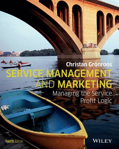 Service Management and Marketing Customer Management in Service Competition 4th 2014 9781118921449 Front Cover