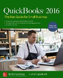 Quickbooks 2016: The Best Guide for Small Business  2015 9781259585449 Front Cover