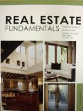REAL ESTATE FUNDAMENTALS,UPDAT N/A edition cover