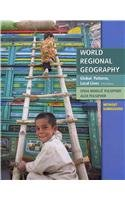 World Regional Geography Without Subregions  5th 2010 edition cover