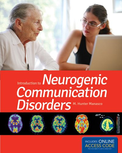 Introduction to Neurogenic Communication Disorders   2014 edition cover