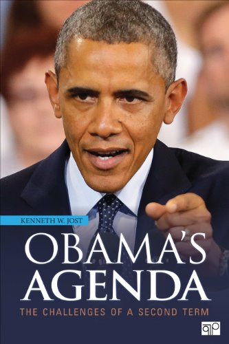 Obama's Agenda The Challenges of a Second Team  2013 9781483340449 Front Cover