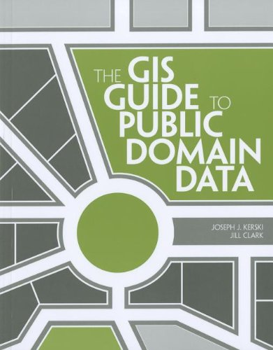 GIS Guide to Public Domain Data   2012 edition cover