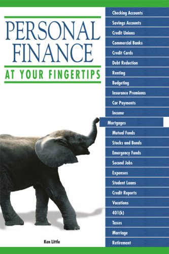 Personal Finance at Your Fingertips  N/A edition cover