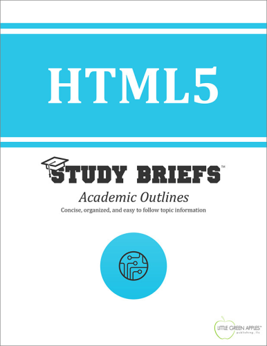 HTML5 1st 2015 9781634261449 Front Cover