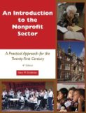 INTRO.TO THE NONPROFIT SECTOR           N/A edition cover