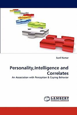 Personality,Intelligence and Correlates N/A 9783838395449 Front Cover