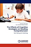 Effects of Cognitive Strategies on Reading Comprehension  N/A 9783843360449 Front Cover
