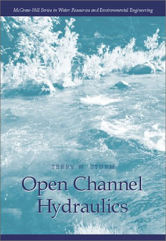 Open Channel Hydraulics   2001 edition cover