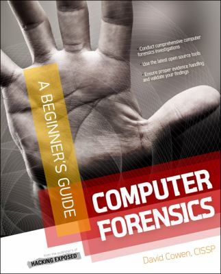 Computer Forensics   2013 edition cover