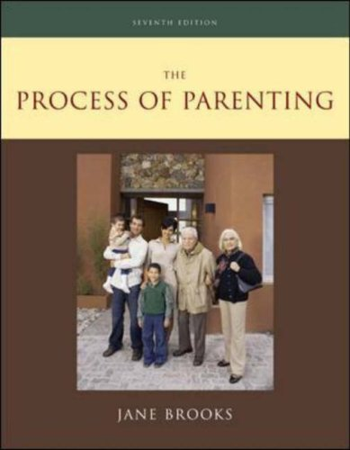 Process of Parenting  7th 2008 (Revised) edition cover